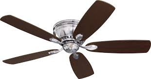 emerson ceiling fans cf905bs prima snugger 52 inch low profile