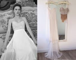 two wedding dresses bridal separates why choose a two wedding dress the