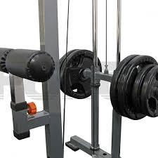 plate load lat pull down holistic gym equipment