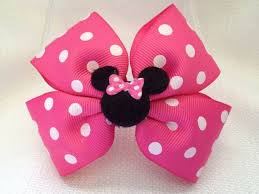 minnie mouse hair bow minnie mouse hair bow minnie mouse birthday party disney