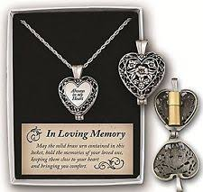 in loving memory lockets ashes locket jewelry watches ebay