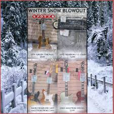 Winter Deals On S Winter Snow Electric Guitar Blowout Check Out The Deals Spotts