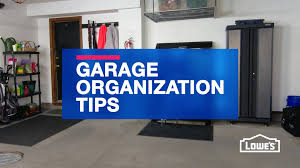how to organize your garage youtube