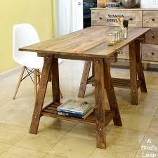 bureau palette bois bureau palette bois bureau en bois id es diy tr s cool