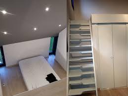 isolation chambre avant après isolation peinture et aménagement d une chambre