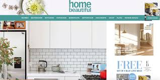 Beautiful Homes Magazine Feature Home Page U2013 Home Beautiful Magazine U2013 Rock Interiors