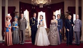 designing royalty inside the set designs of the crown