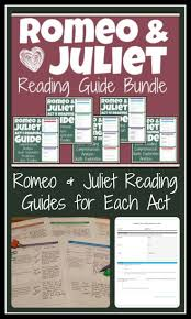155 best romeo and juliet lesson plans images on pinterest high