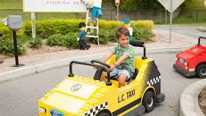 ford driving legoland florida resort