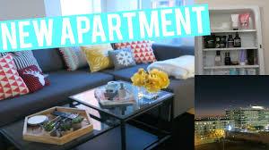 organizing the new apartment vlogmas day 12 youtube