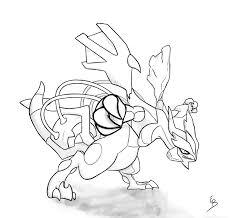 pokemon coloring pages white kyurem pokemon coloring pages kyurem monferno the pokmon wiki black kyurem