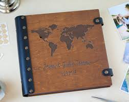 travel photo album 4x6 travel photo album etsy