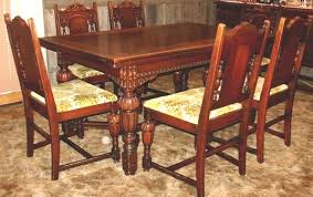 vintage dining room sets amazing 50 antique dining room sets luxury scheme bench ideas