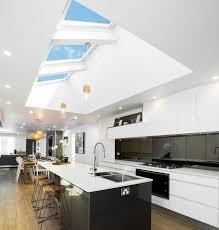 kitchen gallery ideas 25 best skylights ideas on glass roof rustic