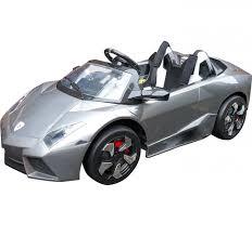 grey lamborghini rebo lamborghini style 12v kids electric car with remote control