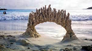 Calvin Seibert The Distinctive Sandcastles Of