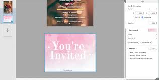 How To Make An Invitation Card Be Our Guest How To Make Invitations In Lucidpress