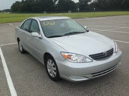 to know the best 2002 toyota camry for sale
