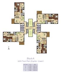 Duplex Blueprints Duplex Apartment Plans Interior Design