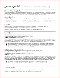 resume examples for university students free resume example and