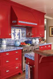Red Lacquer Kitchen Cabinets Lacquer Kitchen Cabinets Casual Home - Red lacquer kitchen cabinets