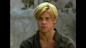 brad pitts haircut in seven brad pitt talks about seven years in tibet 1997 youtube