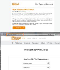 Per Direct Geld Op Rekening Voorbeelden Van Phishing Klantenservice Ziggo
