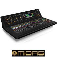 midas console midas m32 40 ch digital mixing console with 32 midas pres pro