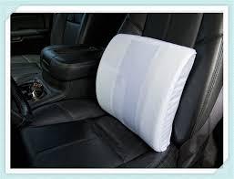 siege massant voiture mémoire mousse de refroidissement gel retour soutien lombaire