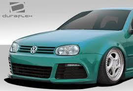 99 05 Volkswagen Golf R Look Duraflex Front Body Kit Bumper