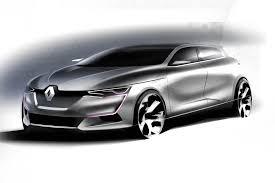 renault hatchback models renault megane design sketch by franck le gall 05 jpg 1600 1066