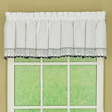 Bed Bath And Beyond Window Valances Buy Kitchen Curtains Valances And Swags From Bed Bath U0026 Beyond
