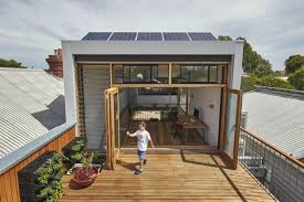 sustainable home design melbourne architects turn an old terrace house into a gorgeous
