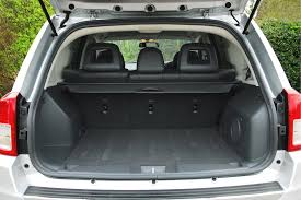 lexus suv boot space jeep compass estate 2011 2015 features equipment and