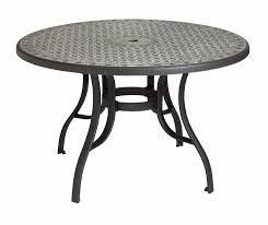 Stainless Steel Patio Table Complete Outdoor Table And Base Sets From Stainless Steel To