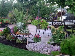 Beautiful Patio Gardens Beautiful Patios And Gardens Christmas Ideas Free Home Designs