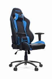 Gaming Desk Chair by Akracing Nitro Gaming Chair Blue