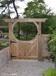 Garden Arch Plans by Build Your Own Garden Arch Interesting Garden Arch Plans With