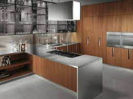 Glass Kitchen Wall Cabinets by Kitchen 54 Floor To Ceiling White Kitchen Cabinet With