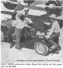 The Legend Of Pancho Barnes Muroc And The Rodders
