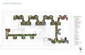 site plan siddha group siddha eden lakeville at bonhooghly