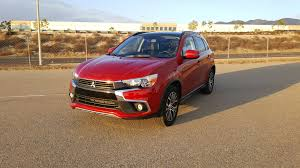 mitsubishi outlander sport 2014 red 2016 mitsubishi outlander sport car design tv