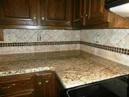 Granite With Cherry Cabinets In Kitchens St Cecilia Granite On Dark Cabinets Traditional Kitchen