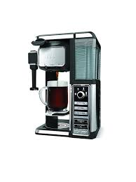 ninja coffee bar clean light keeps coming on amazon com ninja coffee bar single serve system cf111 kitchen