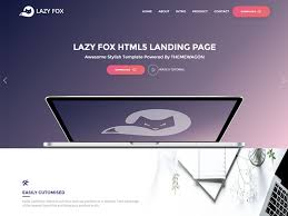 product layout bootstrap free product app landing html5 bootstrap template lazyfox