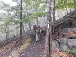 90 years of the appalachian trail on bear mountain trail walker