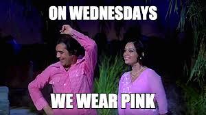 Meme Pink - bollywood pink rajesh khanna mumtaz meme mr mrs 55 classic