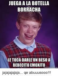 Emo Meme Generator - juegaa la botella borracha letocadarle un beso a bebecito emoxito