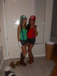 Halloween Costumes Luigi Mario Luigi Costume Halloween Party