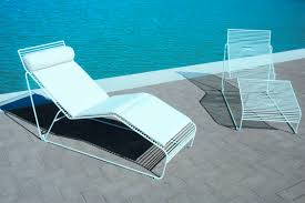 Outdoor Sun Lounge Chairs Contemporary Sun Lounger Aluminum Outdoor By Karim Rashid